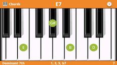 KeyChord showcase screenshot